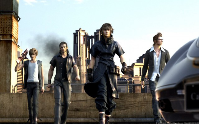 TGS – Le trailer de Final Fantasy XV