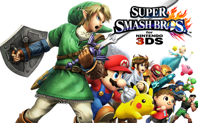 Nintendo – Super Smash Bros 3DS