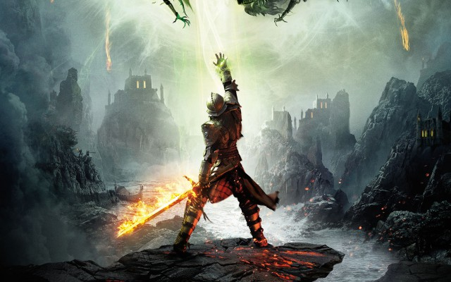 Dragon Age: Inquisition. Des dragons et du fun