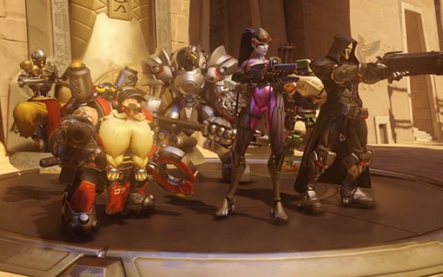 Blizzard annonce Overwatch
