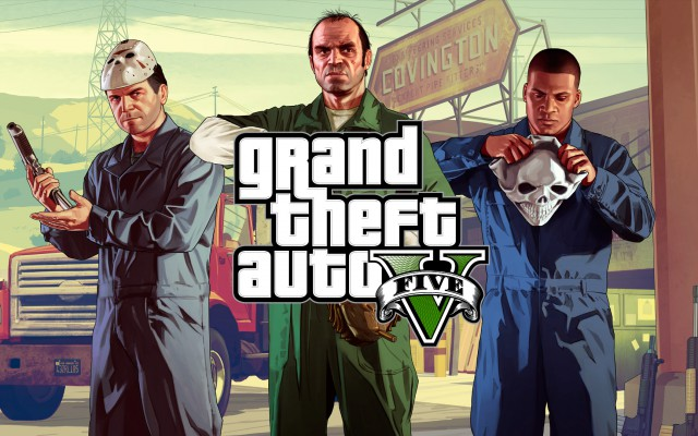 GTA V: The Heist débarque en 2015