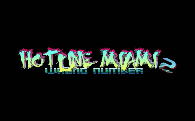 Hotline Miami 2: Wrong Number. Le test