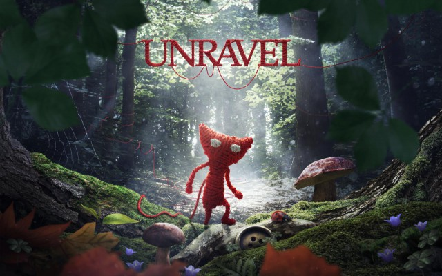Gamescom 2015 – Preview d'Unravel: l'indé AAA