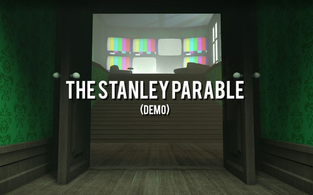 Le Jeu du Week End – Démo de Stanley Parable
