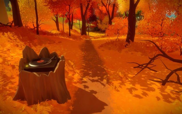 The Witness – Test