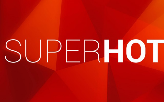 Le Jeu Du Week End – Prototype de SUPER HOT