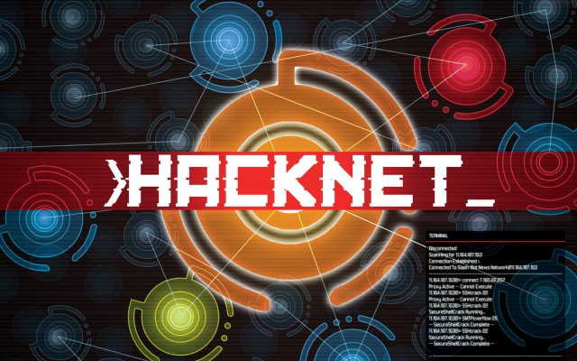 Le Jeu du Week End – Hacknet
