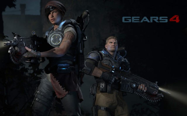 Nouveau trailer de Gears of War 4