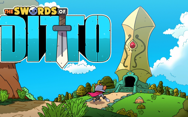Gamescom 2017 – The Swords of Ditto