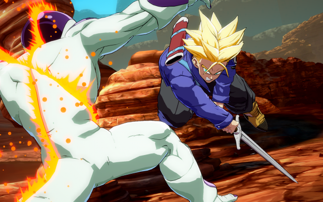 Dragon Ball FighterZ – Nos impressions