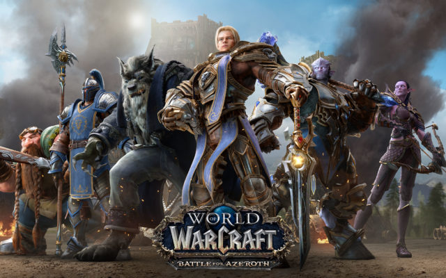WoW: Battle for Azeroth, court métrage