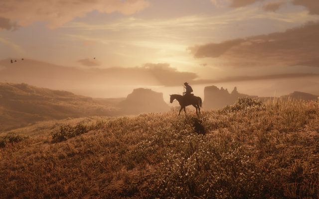 Red Dead Redemption 2, une grosse production