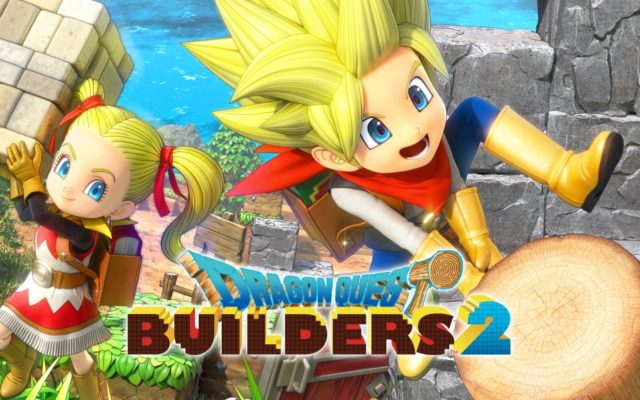 Dragon Quest Builders 2 – rénové mais pas reconstruit