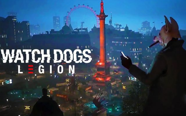 Gamescom 2019 – Watch Dogs: Legion