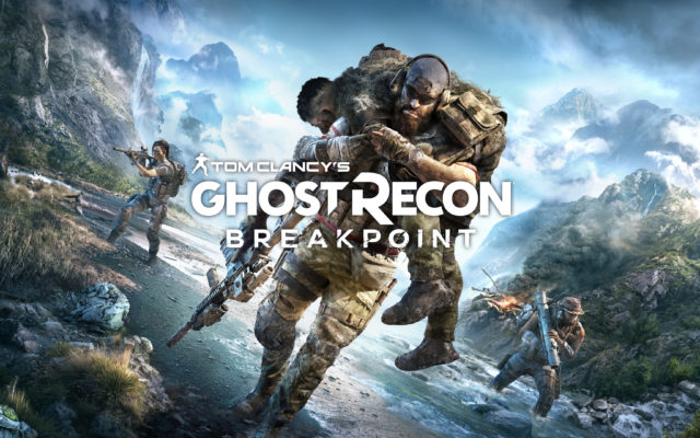 Gamescom 2019 – Ghost Recon: Breakpoint