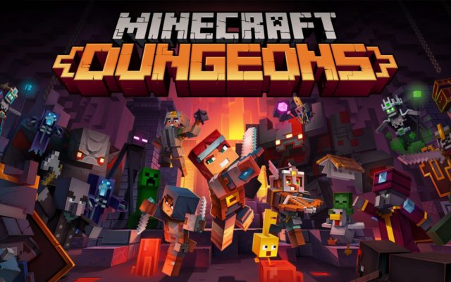 Minecraft Dungeons – Le hack'n'slash en cube